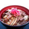 特ホル丼(五ケ瀬町)