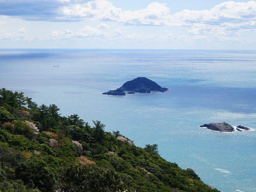 遠見半島からの眺望