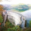上椎葉ダム(椎葉村)
