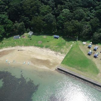 乙島キャンプ場